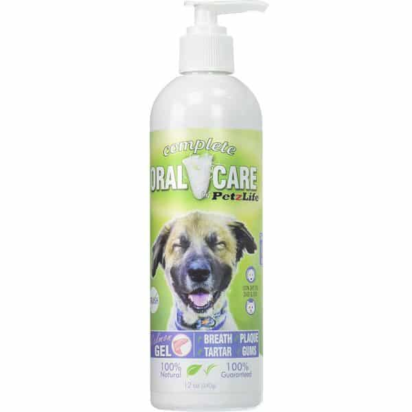 PetzLife Oral Care Salmon Oil Gel (12 oz)