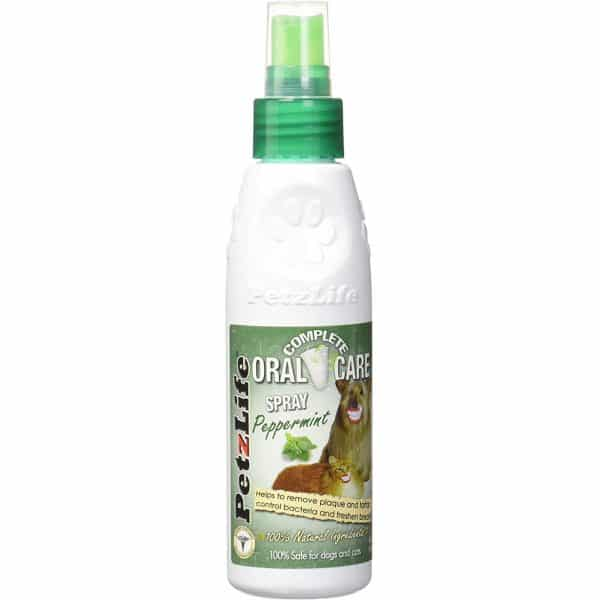 petzlife oral care spray 4oz