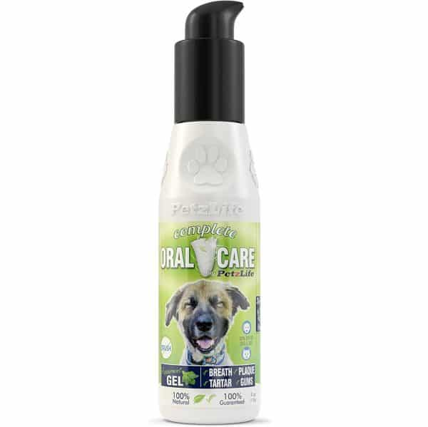 petzlife oral peppermint gel